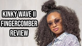 Fingercomber Kinky Wave II Review