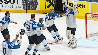 Antilla nets two goals as Team Finland defeats Team Canada 3-1 for Gold - IIHF World Championship