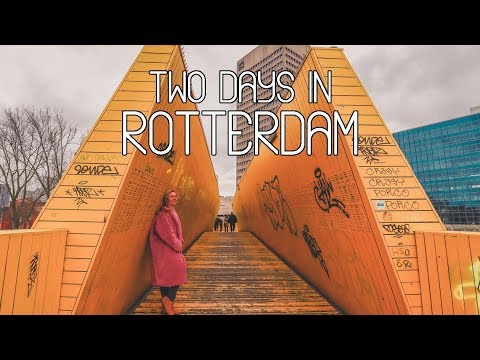 Two days in Rotterdam with Cityhub