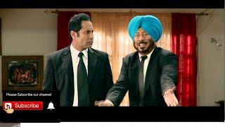 Best comedy scenes of Jaswinder Bhalla Annd Binnu Dhillon || Top10 punjabi Hindi Movies.