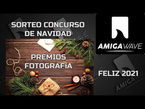 AmigaWave - Sorteo navideño 2020/2021.