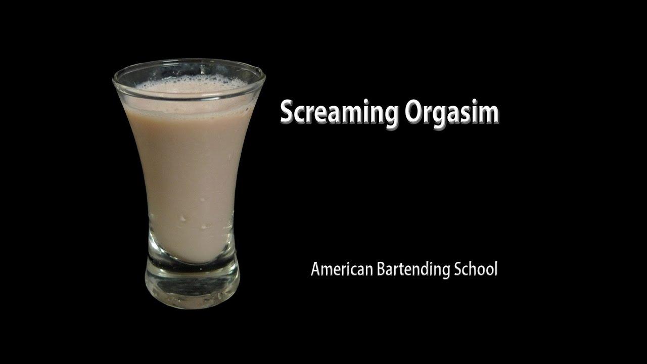 Cocktail Screaming Orgasm 50