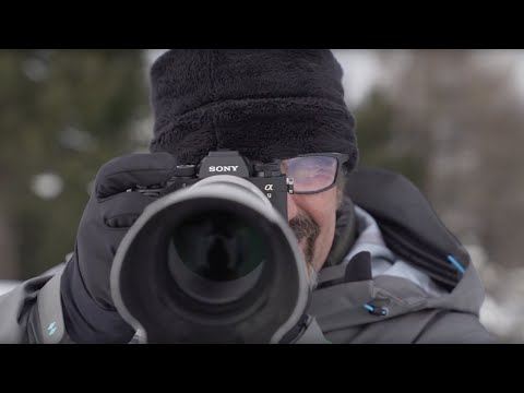 Picture-perfect precision with the Alpha 9 II | Sports photographer Francis Bompard