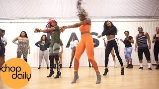 Korede Bello - Work It (Afro In Heels Dance Video) | Patience J Choreography | Chop Daily