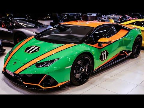 YIL Model Lamborghini Huracan EVO GT – Limited Edition Sports Car with a Race Engine Teknik ve Özellikleri