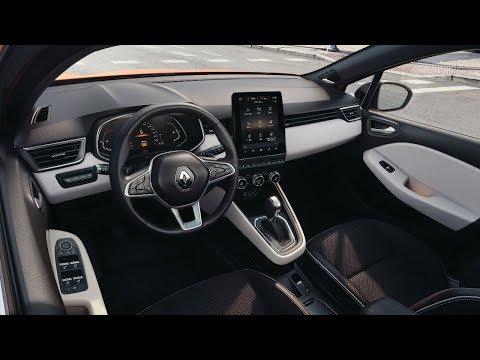 The All-new Renault CLIO: Interior Design