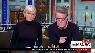 """Morning Joe CLAPS BACK At Huckabee After """"Sleazy"""" Mika Attack"""