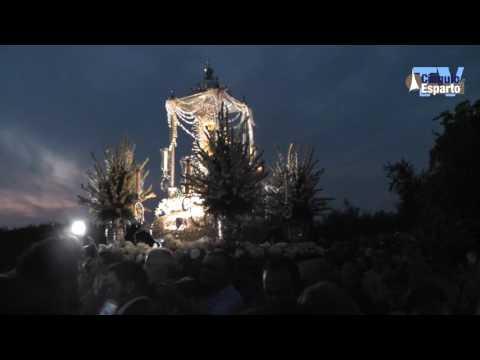 Procesión Virgen de Loreto de Espartinas 2016