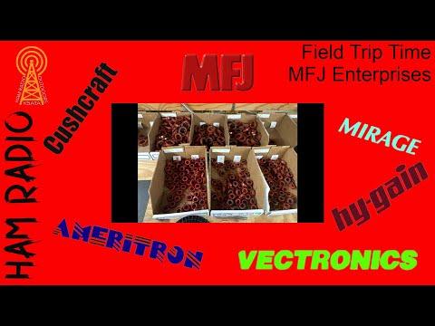 Ham Radio Field Trip: MFJ Enterprises