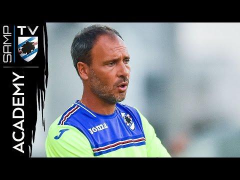 Primavera, Pedone: «Ecco la mia Sampdoria»