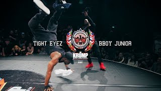 Tight Eyez vs BBoy Junior | Exhibition Battle | EBS 2017
