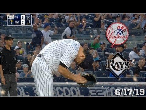 New York Yankees Highlights: vs Tampa Bay Rays   6/17/19