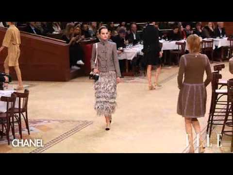 Chanel. Paris Fashion Week. Otoño/ Invierno 2015-2016