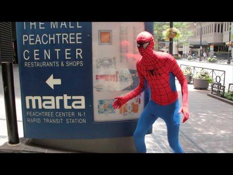 Spider-Man vs. Atlanta