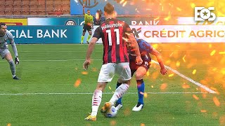 10 Times 39 Years Old Zlatan Ibrahimovic Shocked The World With AC Milan In 2020