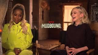 Mary J. Blige and Carey Mulligan Talk About MUDBOUND