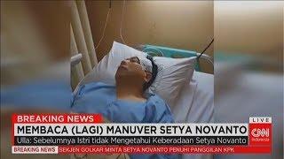 Breaking News! Setya Novanto Kecelakaan