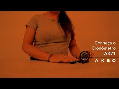 Conheça o Cronômetro AK71