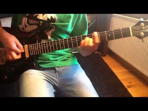 Anti-Flag - Broken Bones Guitar Cover