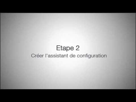 Nouvelle fonctionnalité « Configuration Assistant » dans EC-gfxProgram - Tutoriel