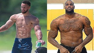Stephen Curry vs LeBron James Transformation ★ 2018