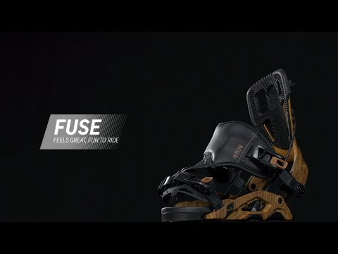 Flow Fuse Snowboard Bindings - 2020