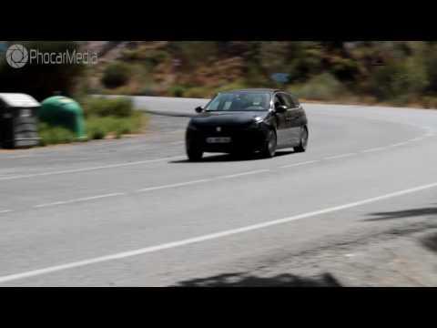 Vídeo espía del facelift del Peugeot 308