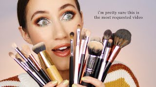 The Makeup Brushes I Can't Live Without