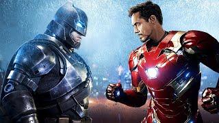 Batman vs Iron Man - Who Would Win?