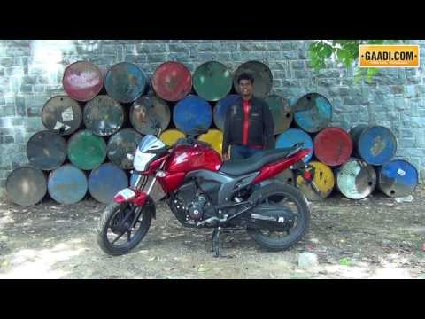 Honda CB Trigger Review