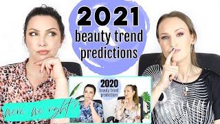 Predicting 2021 Makeup & Beauty Trends | WiLl mAKeUp sUrViVe ThE APoCaLypSe??