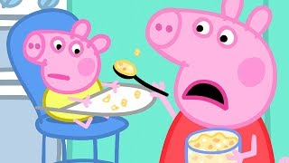 Peppa Pig Full Episodes | Baby Alexander | Cartoons for Children