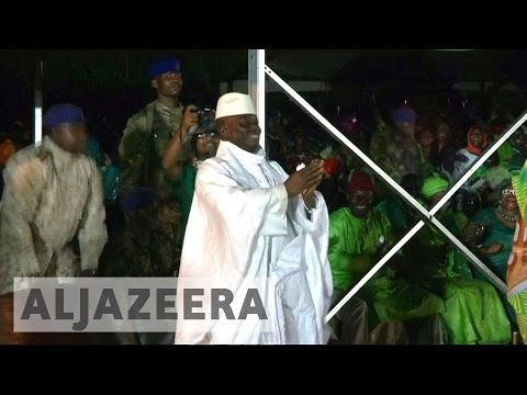 Gambia: Military threat looms as Jammeh clings to power