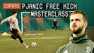 Pjanić's Free Kick Masterclass | European Nights