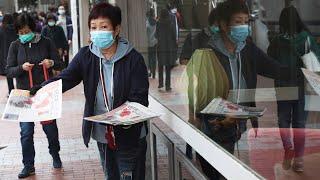 Смертельный коронавирус китайский