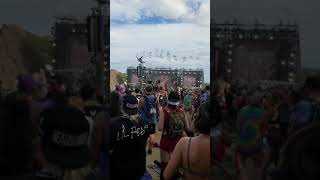 Shaq/DJ diesel dropping that fire!!@lostlands 2018