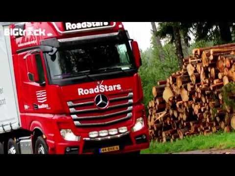 Roadstars Actros Roadtrip to Sweden