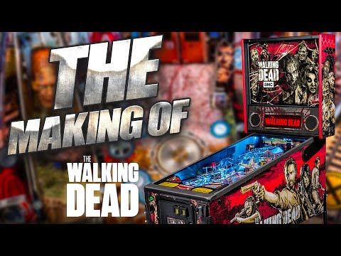Stern Pinball: come nasce un flipper, il back stage del nuovo The Walking Dead