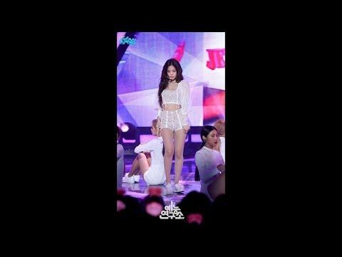 [예능연구소 직캠] 제니 SOLO @쇼!음악중심_20181208 SOLO JENNIE