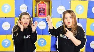 MYSTERY MEMORY MATCH Slime Challenge!! | JKrew