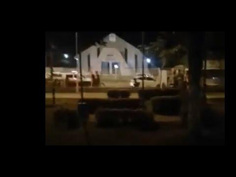 Decreto Municipal-Cedel/BNH de Ji-Paraná polícia dispersa dezenas pessoas na noite desta segunda,13