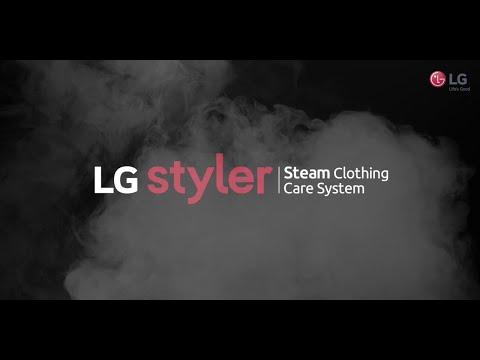 LG Styler - Clothing Care System