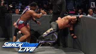 The New Day vs. The B-Team: SmackDown LIVE, Sept. 24, 2019