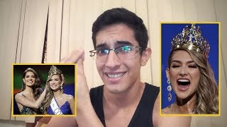 Miss Colombia 2019-2020 REACCIÓN-REACTION