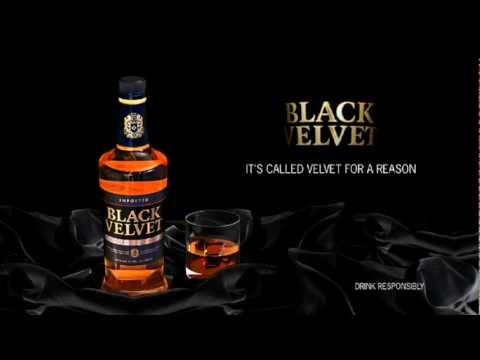 Black Velvet reklamfilm