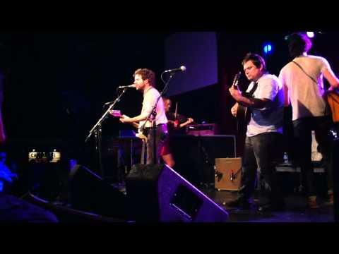 Dawes with Sara Watkins - In Your Eyes - Orange Peel, Ashville, NC - 6/13/12