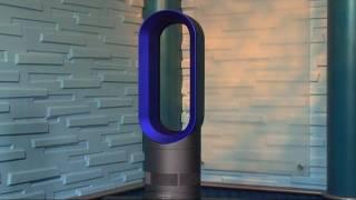 CNET Tech Review: Dyson Hot: Central heating killer?