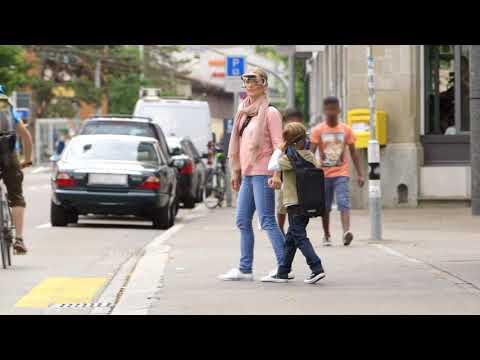 Chemin de l'école: les enfants sont-ils bien attentifs aux dangers?