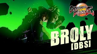 Broly DBS Character Trailer preview image