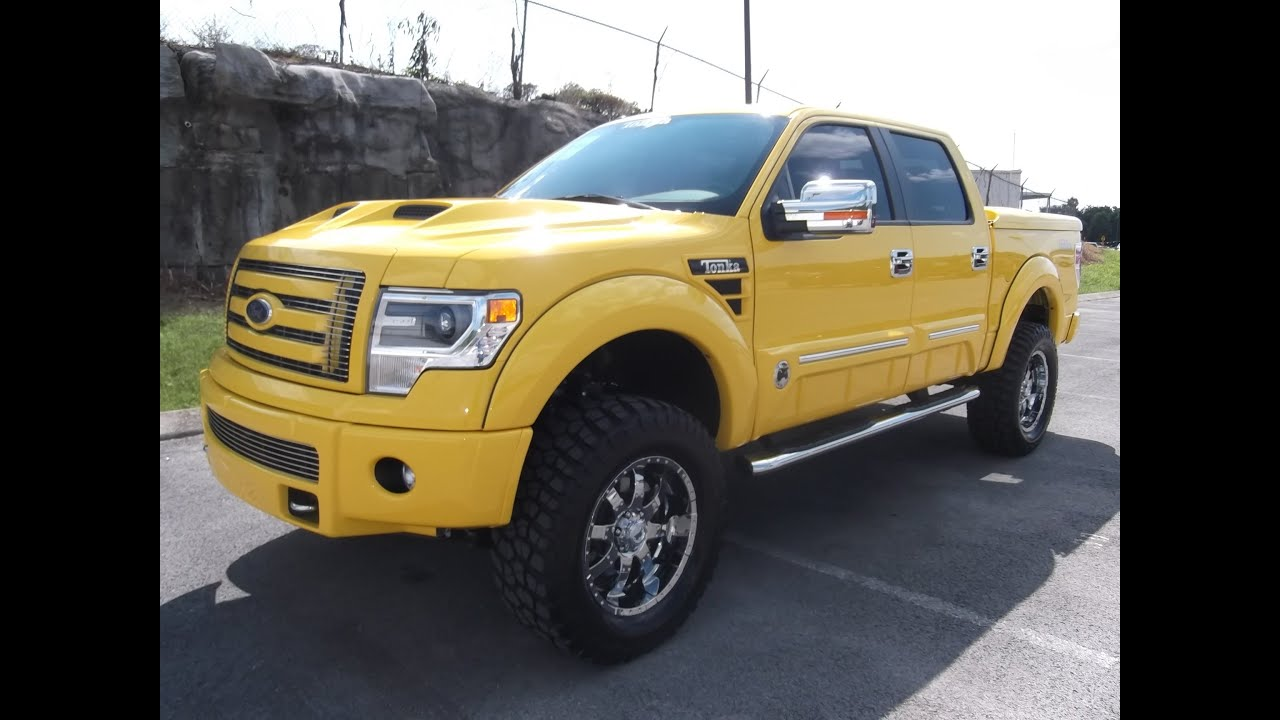 2013 ford f 150 tonka truck by tuscany at ford of murfreesboro 888 439 1265 youtube. Black Bedroom Furniture Sets. Home Design Ideas